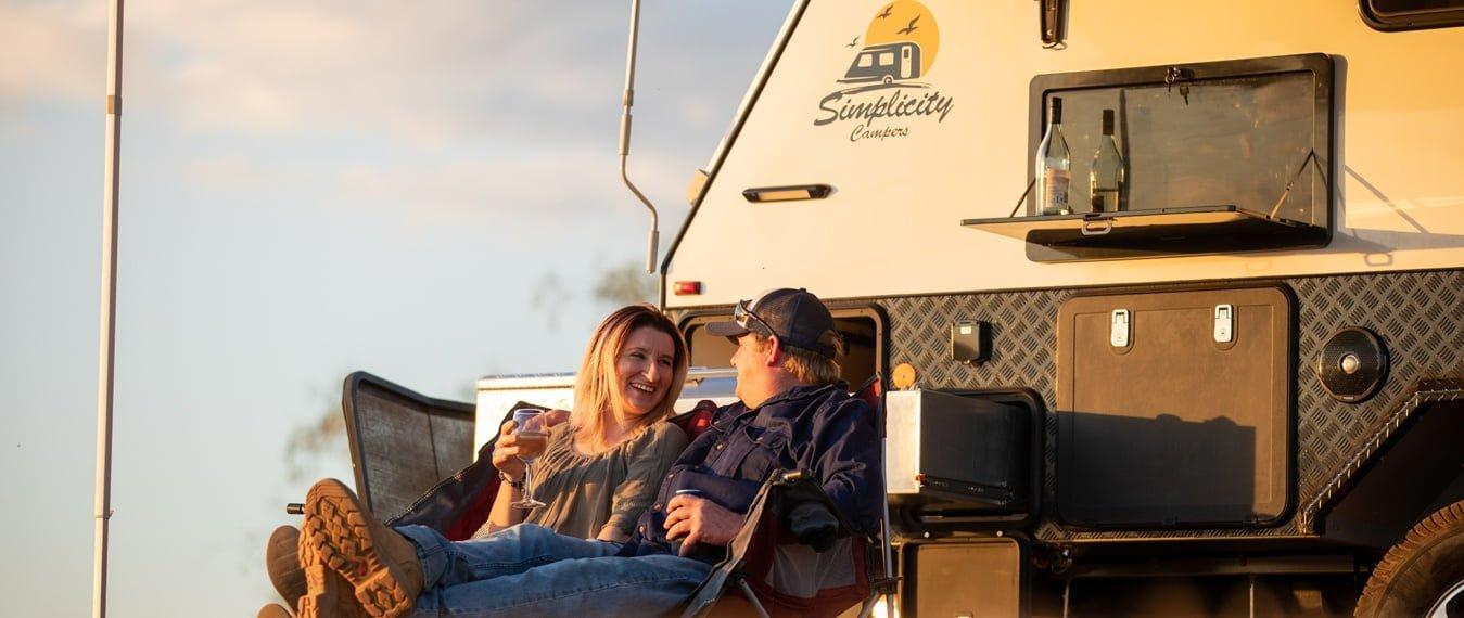 Australian Hybrid Camper Trailer